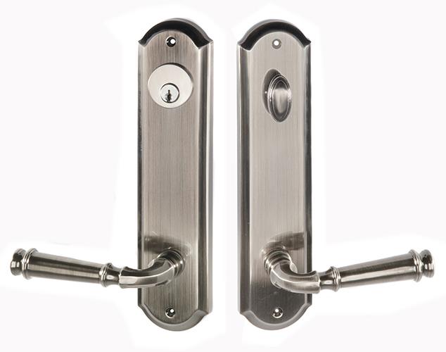Exterior Side Door Locksets In Toronto Traditional Door