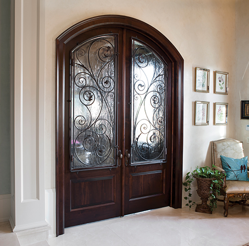 Custom interior french doors gallery traditional door for Custom interior doors