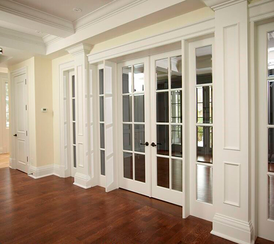 Custom interior french doors gallery traditional door f 6 planetlyrics Choice Image