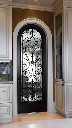 Custom Decorative Glass For Exterior And Interior Doors. DecGlass_1