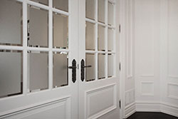 Custom Decorative Glass For Doors Traditional Doors