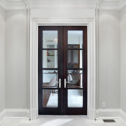 Custom Interior French Doors Ontario Traditional Door
