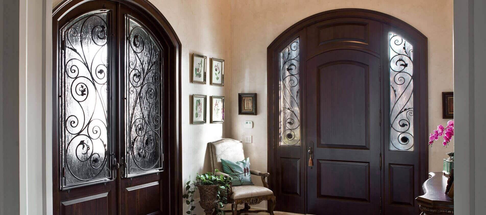 Traditional interior wooden doors - Toronto