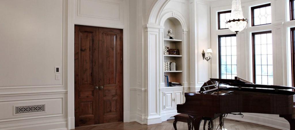 Traditional Doors And Custom Wood Doors Toronto