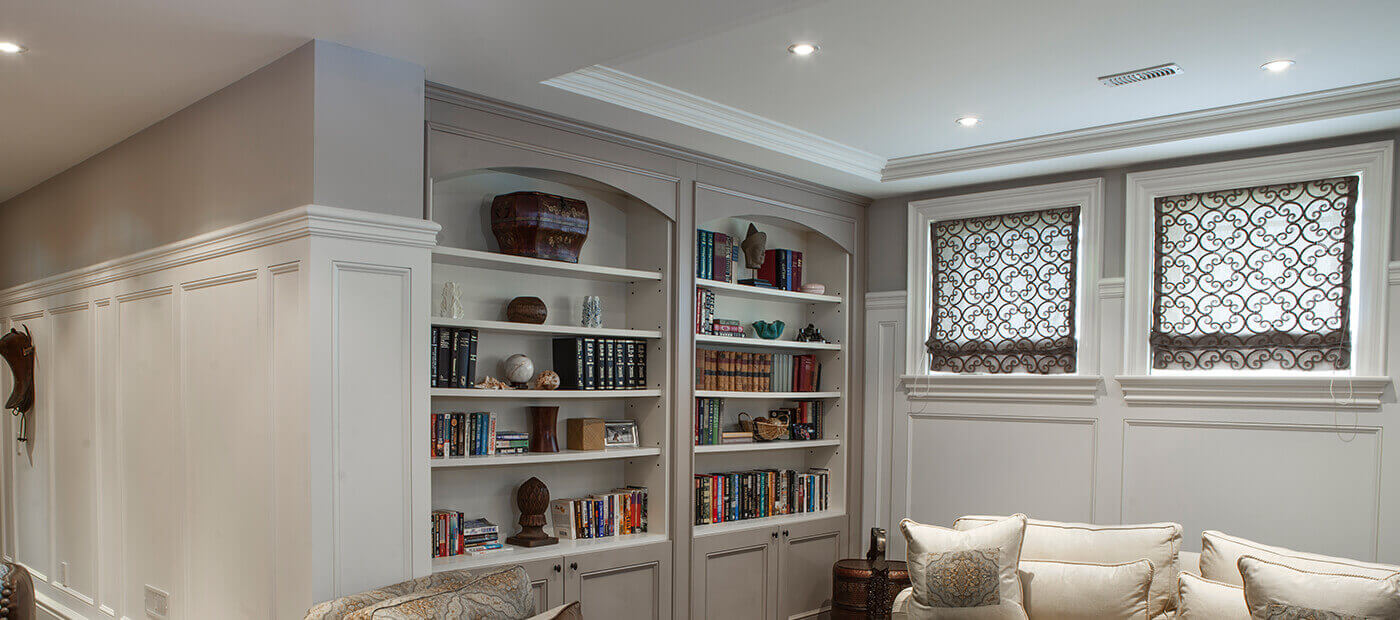 Traditional Millwork - Toronto